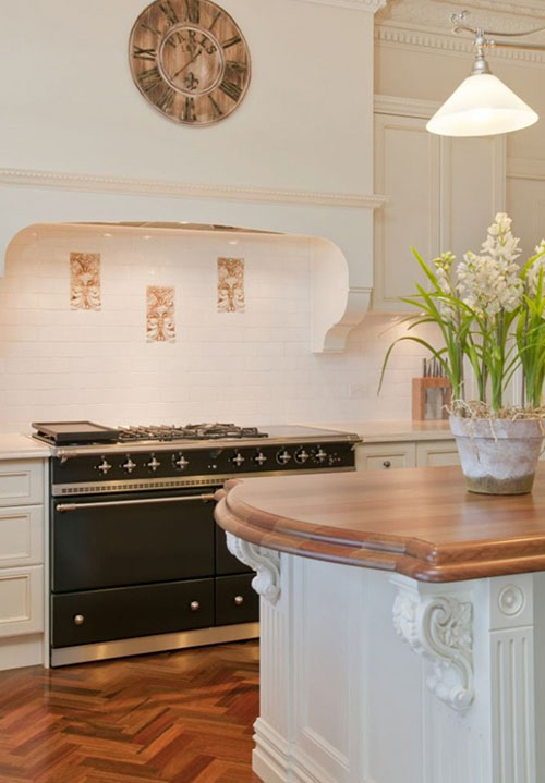 French Provincial Gallery Kitchens Melbourne Grandview