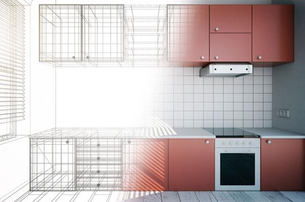 3D Kitchen Design Melbourne | Grandview Kitchens | Melbourne Kitchens | Kitchens Melbourne