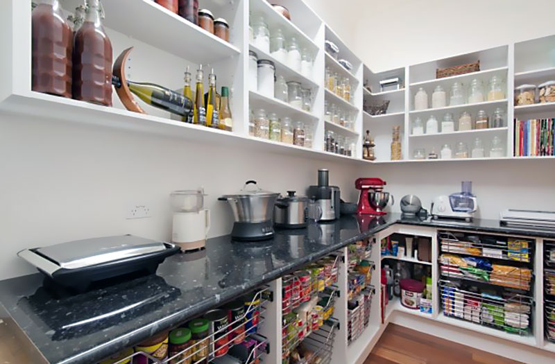 Butlers Pantry Melbourne | Butlers Pantry Kitchen Melbourne | Kitchens Melbourne | Grandview Kitchens Melbourne