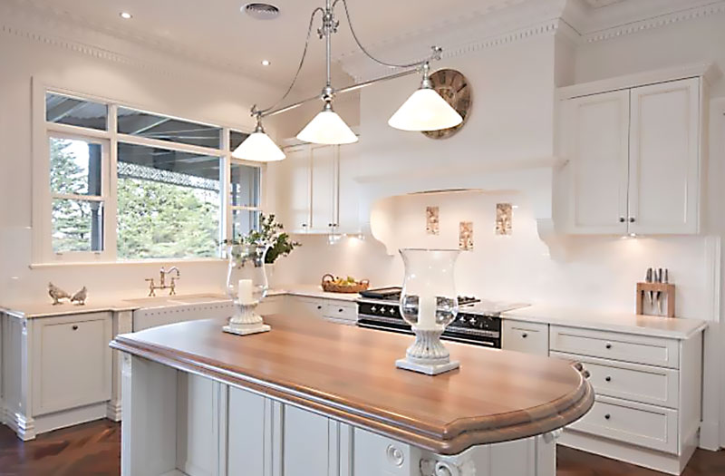 French Provincial Kitchens Melbourne | Kitchens Melbourne | Melbourne Kitchen Designers