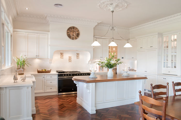 French Provincial Kitchens Melbourne | Kitchen Designers Melbourne | Kitchens Melbourne | Grandview Kitchens Melbourne