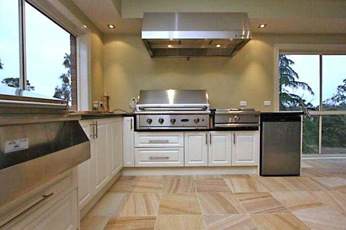 Alfresco Kitchens   Kitchens Melbourne Grandview Kitchens