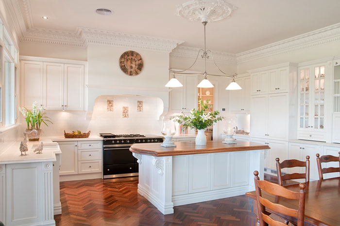 French Provincial Kitchen Designs Melbourne